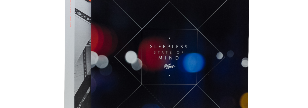 Daniel Drumz Dwupak (Sleepless State Of Mind LP + Untold Stories LP)