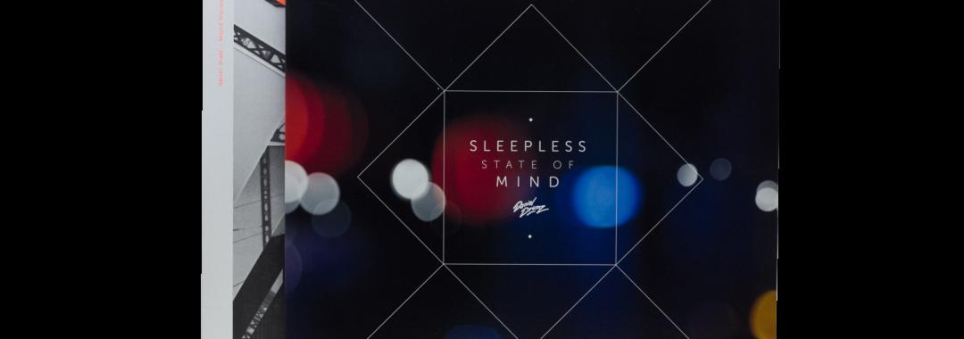 Daniel Drumz Dwupak (Sleepless State Of Mind LP + Untold Stories LP)