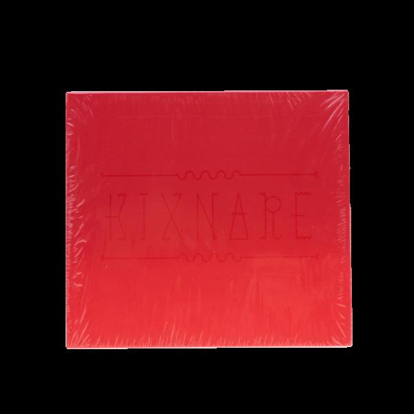 Kixnare_-_Red_CD