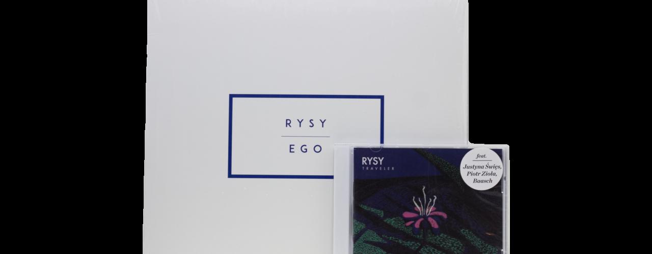 Rysy Dwupak (EGO EP + Traveler CD)